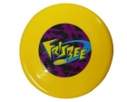 Flying Saucer Yellow