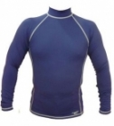 Long Sleeve Rashguard Shirt (Navy)