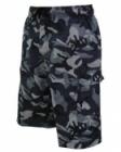 Board Shorts (Black Army Print)