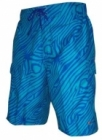 Board Shorts (Blue Print)