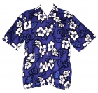 Aloha Shirt (Dark Blue)